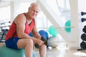 50 plusser spieren