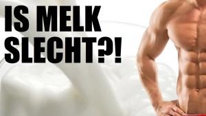 Melk slecht
