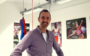 Peter Blangé InnoSportLab