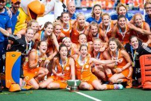 Nederlandse topsporters