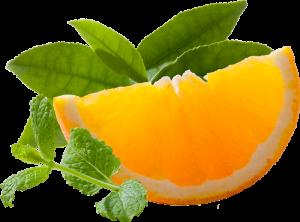 Sinaasappel-met-munt